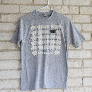 Vintage New Zealand Black Sheep T-Shirt